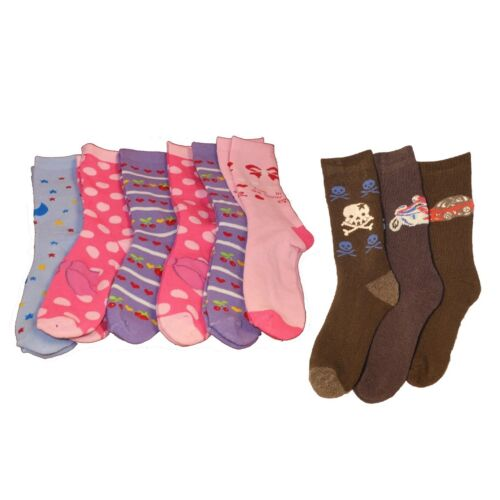 3 x Kids Winter Extra Warm Hot Thick Thermal Socks