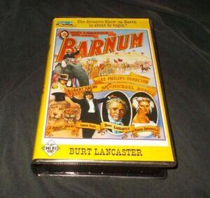 Barnum-VHS-Pal-Burt-Lancaster-Michael-Morell