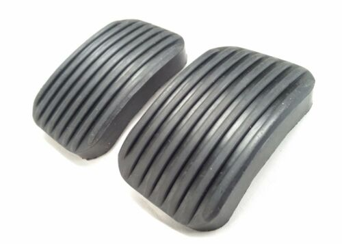 MAZDA RX7 SERIES 1 2 S1 S2 SA22C FB BRAKE AND CLUTCH PEDAL PAD RUBBER PAIR