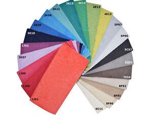 Teppichboden vorwerk grau  VORWERK Teppichboden BINGO Auslegware Teppich Uni Velours viele ...
