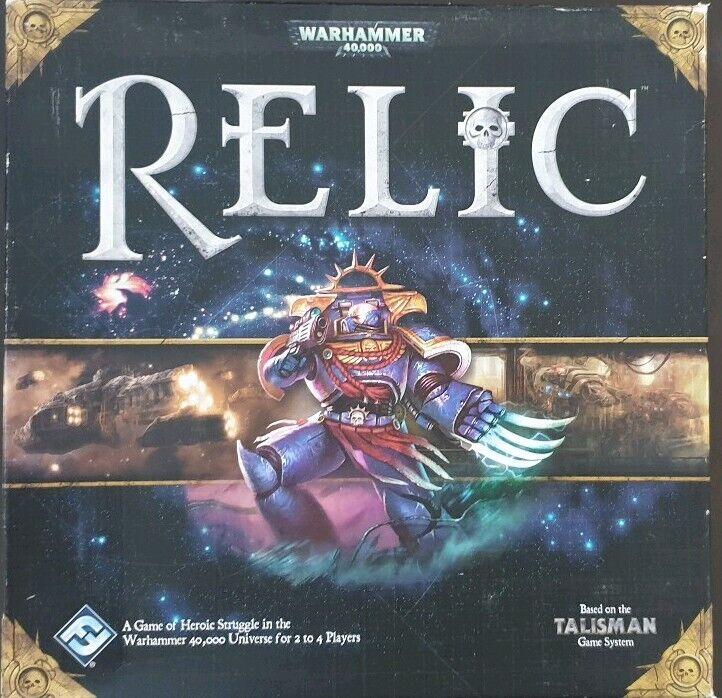Warhammer 40,000  Relic Board Game