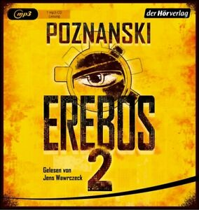 EREBOS-2-WAWRCZECK-JENS-MP3-CD-NEW