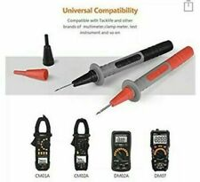 Tacklife Metl02 Electronic Test Lead Kit Multimeter Cables New Free Shipping