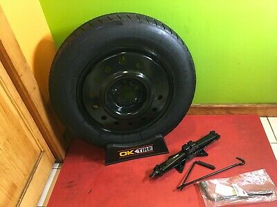 COMPACT  SPARE WHEEL AND TIRE 5x100 16'' FITS:2003-2017 TOYOTA COROLLA