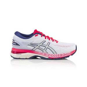 Asics Gel Kayano 25 Women's Running Shoes - White/White