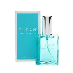 Clean-Shower-Fresh-Perfume-by-Dlish-2-14-oz-Eau-De-Parfum-EDP-Spray-SEALED