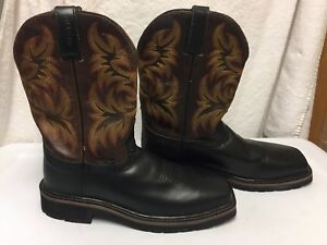 Justin Men S Stampede 11 Quot Composition Toe Work Boots Right