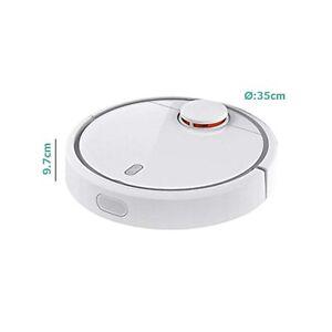 S5 láser navegación Aspiradora Robot XIAOMI 2000Pa-sdjqr 02RR Blanco