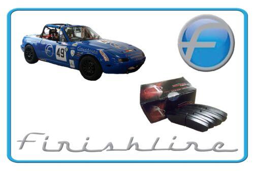 Mintex Racing Brake Pads MDB1413 M1144 fits Mazda MX-5 Mk1 1.6 Front