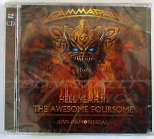 GAMMA RAY - HELL YEAH!!! LIVE IN MONTREAL - Double CD Sigillato