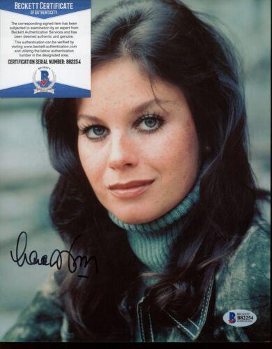 B82254 Lana Wood Signed 8x10 Photo Beckett BAS COA Autograph AUTO