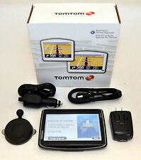"NEW in Box TomTom GO LIVE 1535M Car GPS 5"" LCD USA/Can/Mex LIFETIME MAPS TRAFFIC"