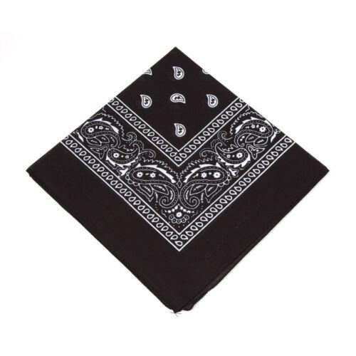 Paisley Bandanna Headwear//Hair Band Scarf Neck Wrist Wrap Band Headtie