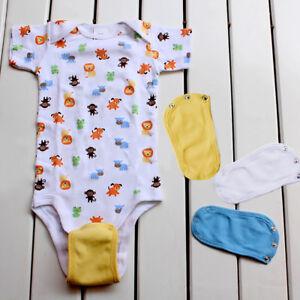 1x-Kids-Utility-Diaper-Jumpsuit-Romper-Lengthen-Extend-Film-Bodysuit-For-Baby