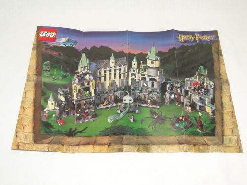 Lego Harry Potter Poster DIN A3 Werbung Prospekt 2