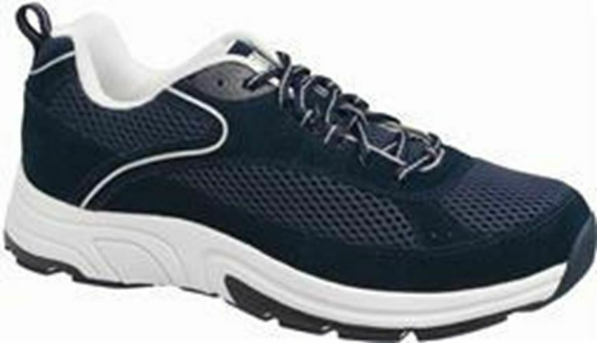 Drew Men's Aaron Comfort shoes Navy