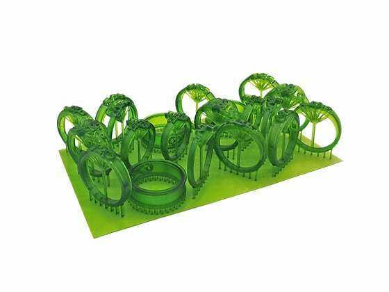 Jewellery Castable Resin 0.5kg (LCD)