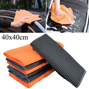 40x40cm-Asciugamano-in-microfibra-Pulizia-auto-Lavare-il-panno-per-la-lucidatura