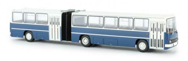 Brekina Gelenkbus Ikarus 280.03 weiss, blau 59751