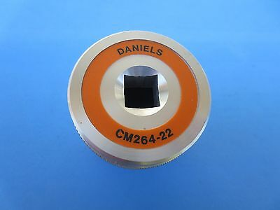 DANIELS CM264R-8 ADAPTOR TOOL ORANGE