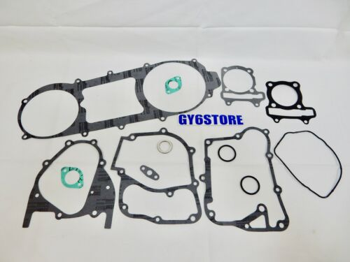 TAIDA COMPLETE ENGINE GASKET SET GY6 232cc 67mm BORE 57mm SPACING *B-BLOCK*