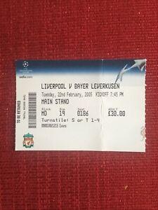 Leverkusen Champions League Tickets