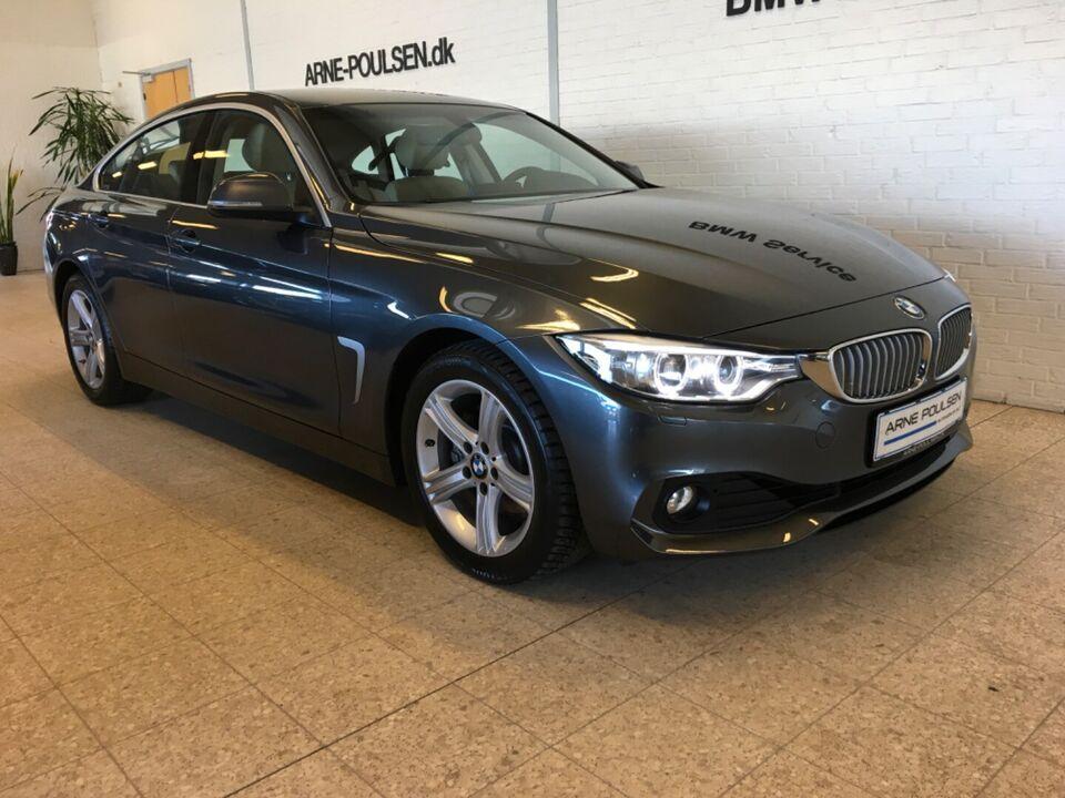 BMW 430d 3,0 Gran Coupé aut.,  5-dørs
