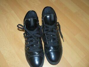 Top Geox 41 Sneaker Schwarz Neu Gr Wie Respira TTS6XB