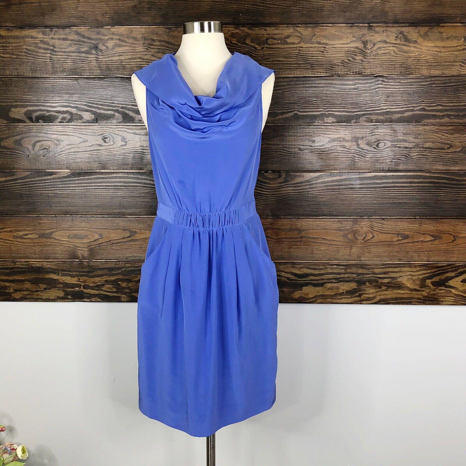 BCBGMaxAzria Dress Silk Woman Größe XS New BT Chambra NWT