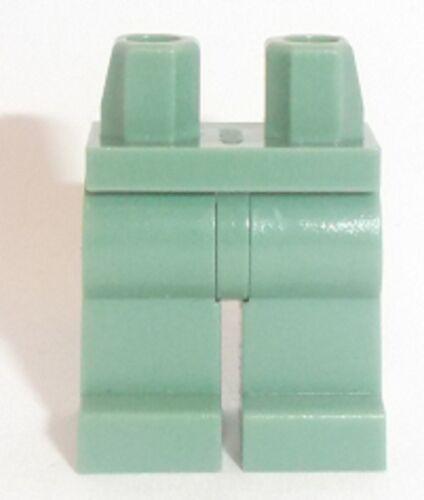 Lego Legs Sand Green x 1 for Minifigure