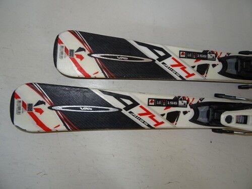 Ski Carving Rossignol Limited 156 Alias mit Bindung, (Z-Wert-11) 156 Limited cm (EE548) 90c625