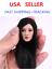1//6 Asian Female Beauty Head Sculpt w// Black Straight Hair in Suntan skin one