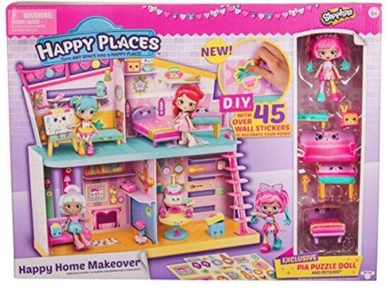 Shopkins Happy Places Happy Home Genuine