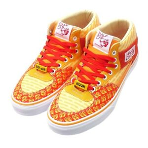 ed1f331be0 VANS X MOONEYES HALF CAB Special Limited from JAPAN (US Size 8)