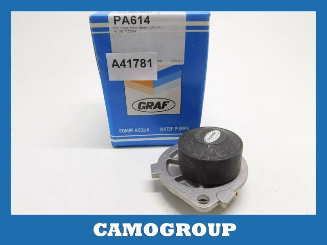 Pompe à Eau Pump Graf Pour FIAT Bravo Brava Marea Lancia Y PA614 7762924