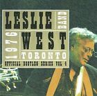 Live in Toronto 1976 by Leslie West (CD, Nov-2007, United States of Distribution)
