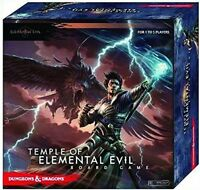 Dungeons And Dragons: Temple Of Elemental Evil