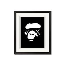 A Bathing Ape BAPE Urban Art Poster Print 0762