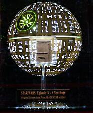 Prop DEATH STAR, George Lucas STAR WARS, COA London Prop Store, DVD Lighted CASE