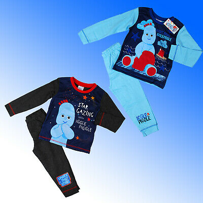 Boys In The Night Garden Toddler Pyjamas 12 Months 4 Years
