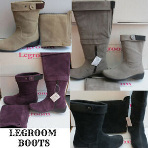 739b5110c427 LADIES LONG BOOTS ( EXTRA WIDE FIT ) LEGROOM SIZES 4 5 6 7 EEE E ...