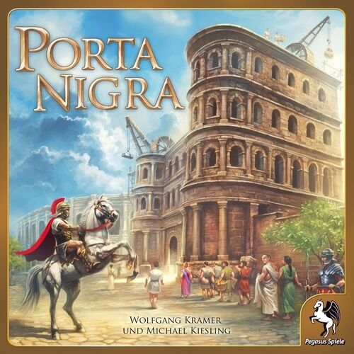 Porta Nigra Board Game - NEW