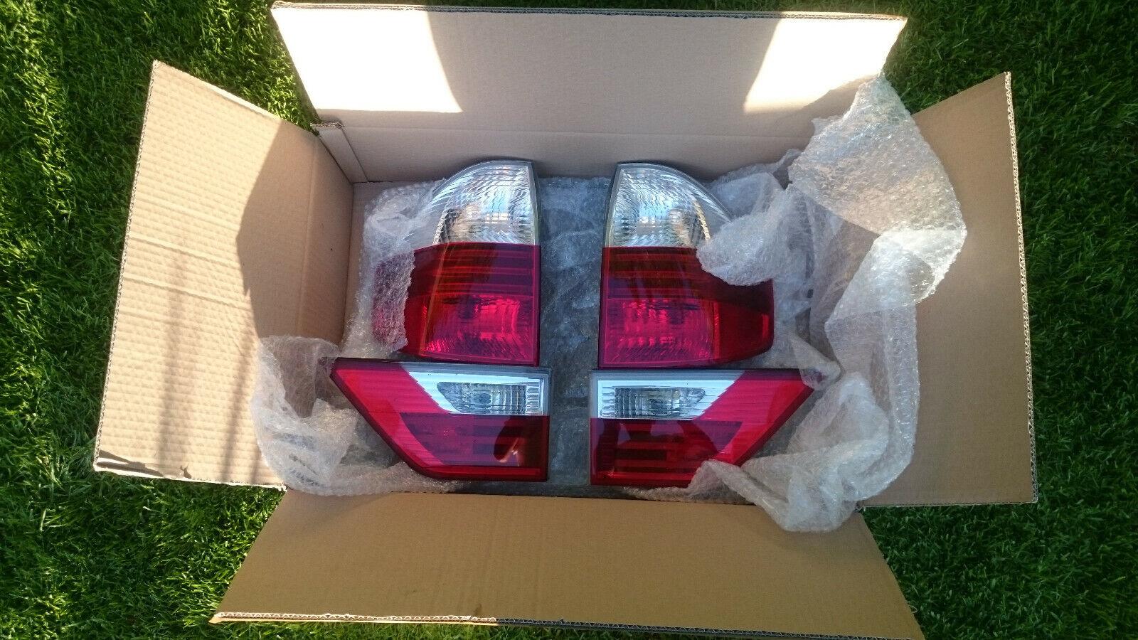 Original weiss DRITTE BREMSLEUCHTE Bremslicht BMW X3 E83 M Paket 2003-2010