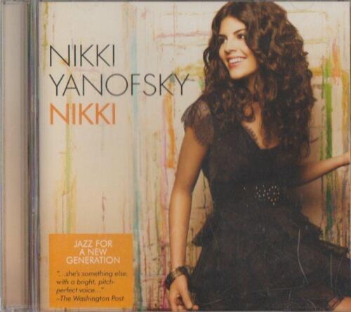 1 of 1 - C.D.MUSIC  E156   NIKKI YANOFSKY  NIKKI    CD