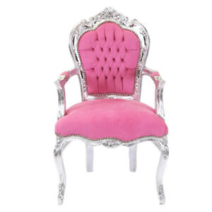 Image Is Loading CHAIRS FRANCE BAROQUE STYLE DINING ROYAL CHAIR WITH