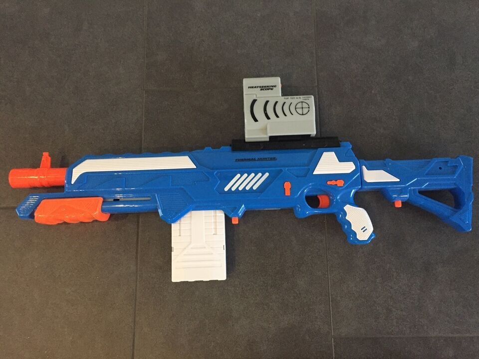Våben, Air Blasters Thermal Hunter, Air Blaster