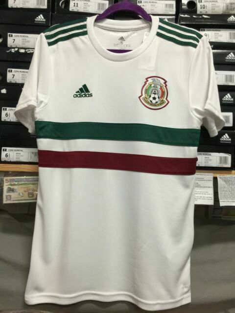 adidas Mexico 2018 Away Jersey Bq4689 Men's Size Small for sale ...