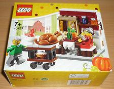 Lego City 40123 Erntedankfest (Thanksgiving) + OBA mit Karton (geschlossen)