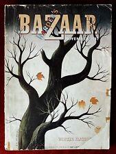 Harper's Bazaar Magazine ~ November 1937 ~ Cassandre Platt Lynes Huene
