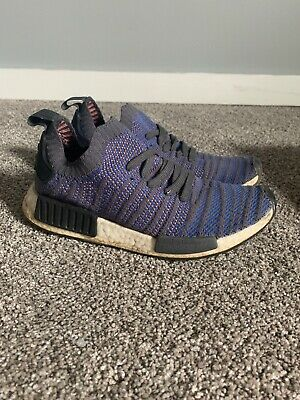 Adidas Mens NMD R1 STLT PK Running / Workout Trainers Sneakers Shoes 8 US (M) 2W   eBay